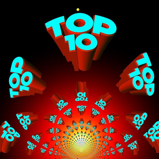 Comment être placé en top 10 google?