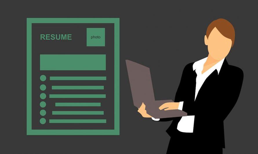 Guide à suivre pour réaliser un bon CV