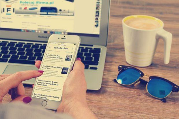 Trouver une information haute en couleurs en ligne
