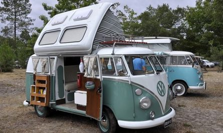 le camping-car au fil des générations