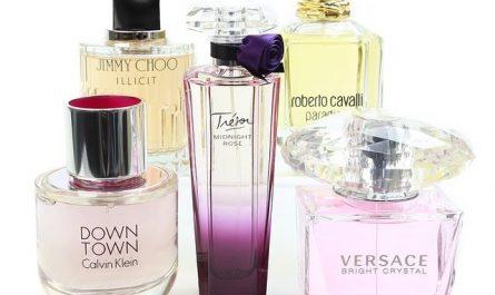 Parfumerie pour femme moderne