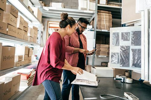 Des spécialistes de la gestion logistique marketing au service de votre PLV