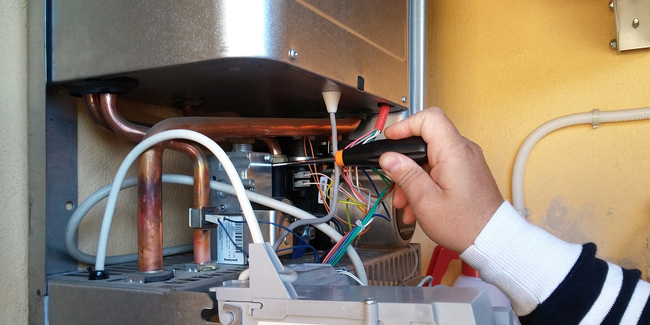 Le tuyau de condensat de votre chaudière fuit-il Voici ce qu'il faut faire!