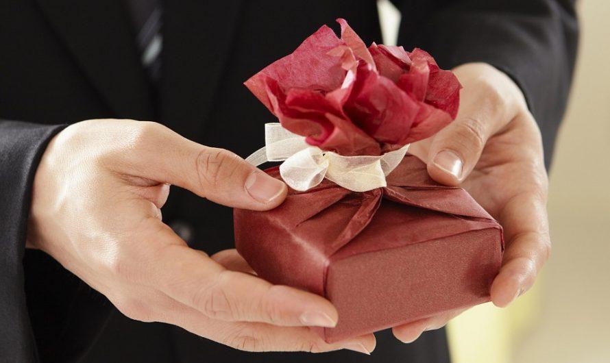 Les objets personnalisés, parfaits cadeaux d'affaires
