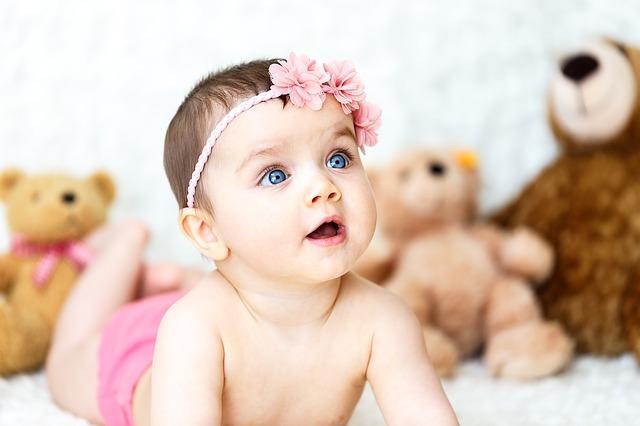 Bébé : les tendances printanières